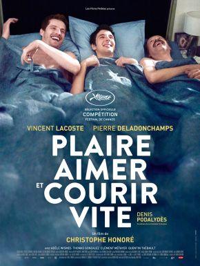 Plaire, Aimer Et Courir Vite DVD et Blu-Ray