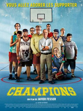Jaquette dvd Champions