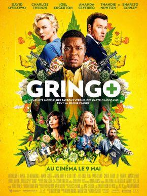 Jaquette dvd Gringo