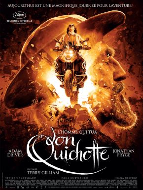 DVD L'Homme Qui Tua Don Quichotte