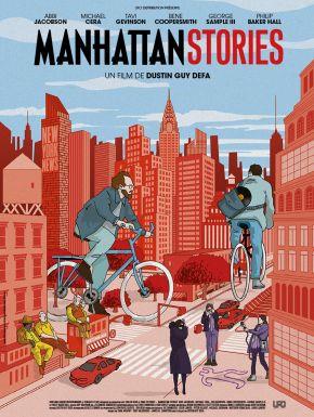 DVD Manhattan Stories