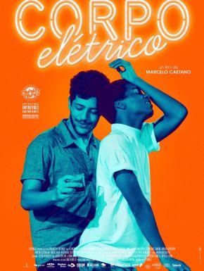 DVD Corpo Elétrico