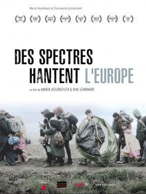 Des Spectres Hantent L'Europe en DVD et Blu-Ray