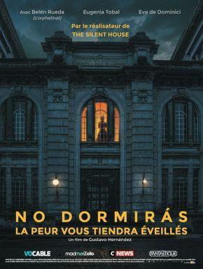 DVD No Dormirás