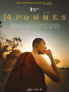 14 Pommes DVD et Blu-Ray