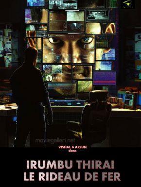 DVD Irumbu Thirai - Le Rideau De Fer
