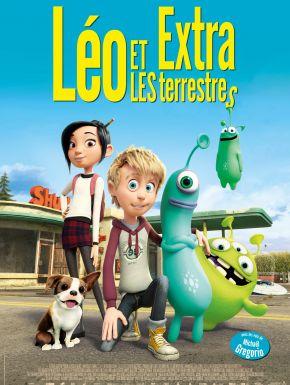 DVD Léo Et Les Extraterrestres