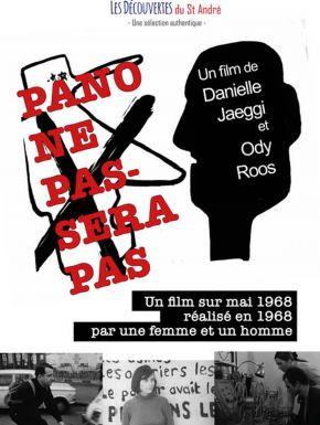 DVD Mai 68: Pano Ne Passera Pas