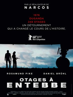 DVD Otages à Entebbe
