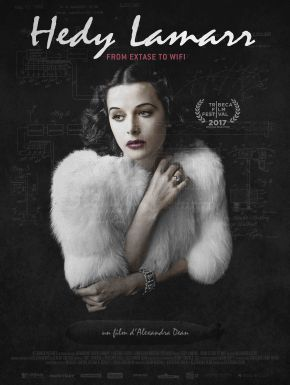 DVD Hedy Lamarr: From Extase To Wifi