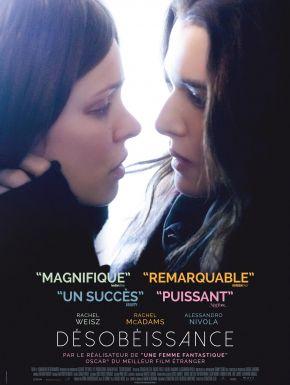 Sortie DVD Désobéissance