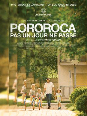 Jaquette dvd Pororoca, Pas Un Jour Ne Passe