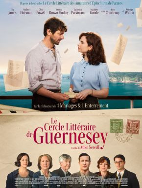Sortie DVD Le Cercle Littéraire De Guernesey