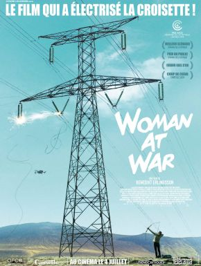 DVD Woman At War