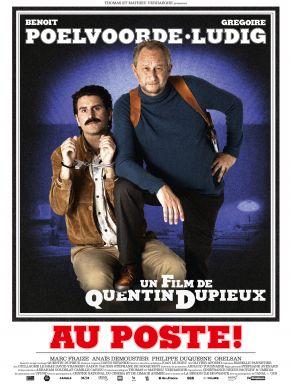 Au Poste ! DVD et Blu-Ray