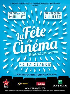 DVD La Fête du Cinéma
