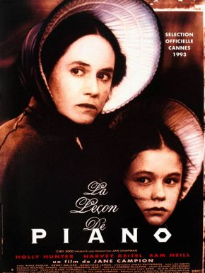 Sortie DVD La Leçon De Piano
