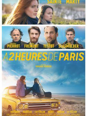 DVD À 2 Heures De Paris