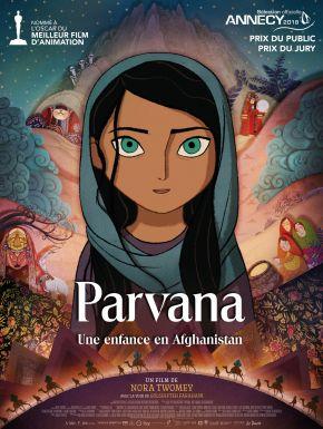 Jaquette dvd Parvana, Une Enfance En Afghanistan