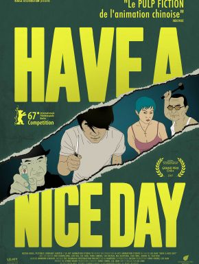 Have A Nice Day en DVD et Blu-Ray
