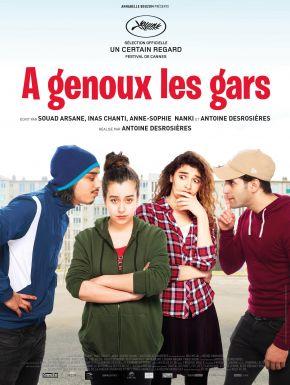 DVD À Genoux Les Gars