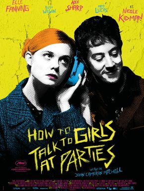 How To Talk To Girls At Parties DVD et Blu-Ray