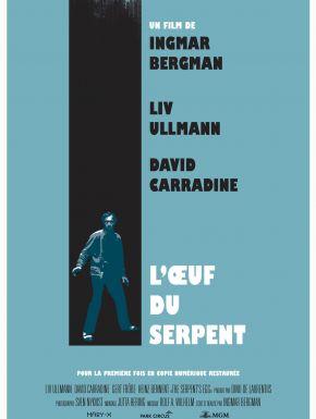 L'Oeuf Du Serpent en DVD et Blu-Ray