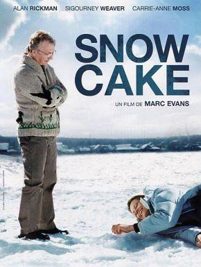 DVD Snow Cake