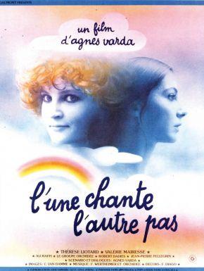 Sortie DVD L'Une Chante, L'autre Pas