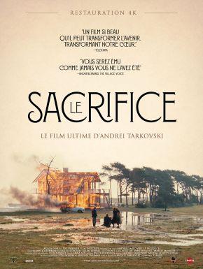 Jaquette dvd Le Sacrifice