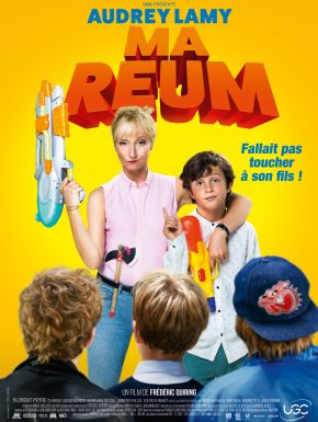 Jaquette dvd Ma Reum
