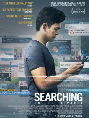 DVD Searching - Portée Disparue