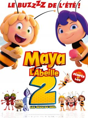 Sortie DVD Maya L'abeille 2 : Les Jeux Du Miel