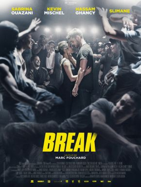 Break en DVD et Blu-Ray