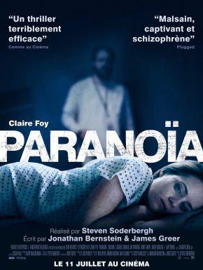 Jaquette dvd Paranoïa