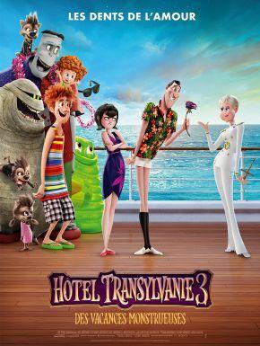 Jaquette dvd Hôtel Transylvanie 3 : Des Vacances Monstrueuses