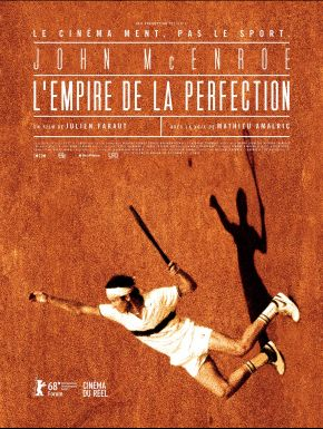 Sortie DVD John McEnroe : L'Empire De La Perfection