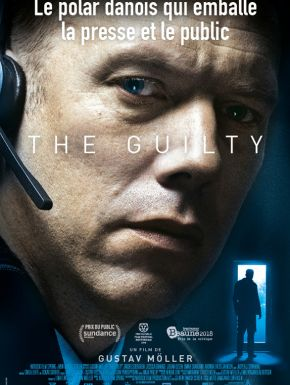 Jaquette dvd The Guilty