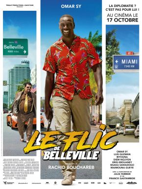 DVD Le Flic De Belleville