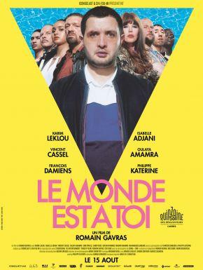 Sortie DVD Le Monde Est à Toi