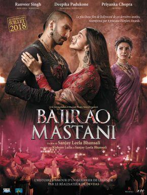 Jaquette dvd Bajirao Mastani