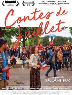 Contes De Juillet DVD et Blu-Ray