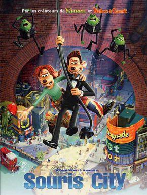 Sortie DVD Souris City