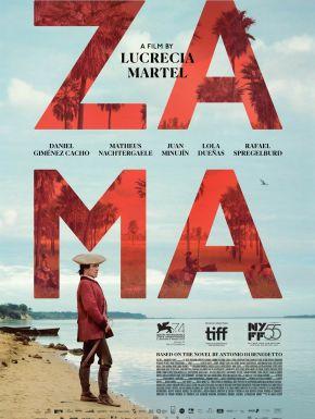 DVD Zama