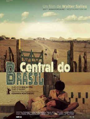 Central Do Brasil DVD et Blu-Ray