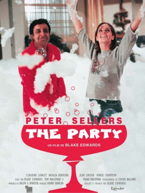 The Party en DVD et Blu-Ray