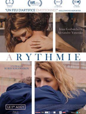 sortie dvd  Arythmie
