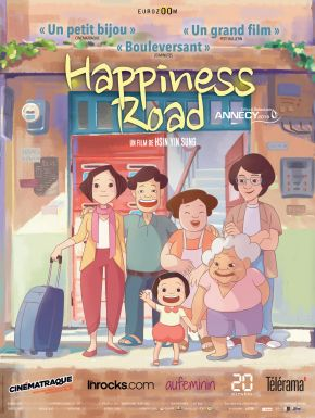 DVD Happiness Road
