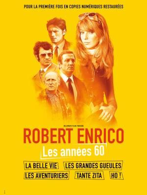 Robert Enrico, Les Années 60 en DVD et Blu-Ray