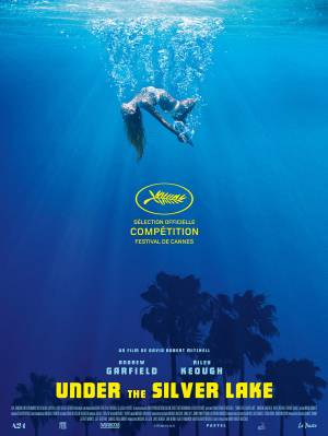 Sortie DVD Under The Silver Lake
